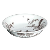 Country Estate Flint 10 in Serving Bowl Harvest | Gracious Style