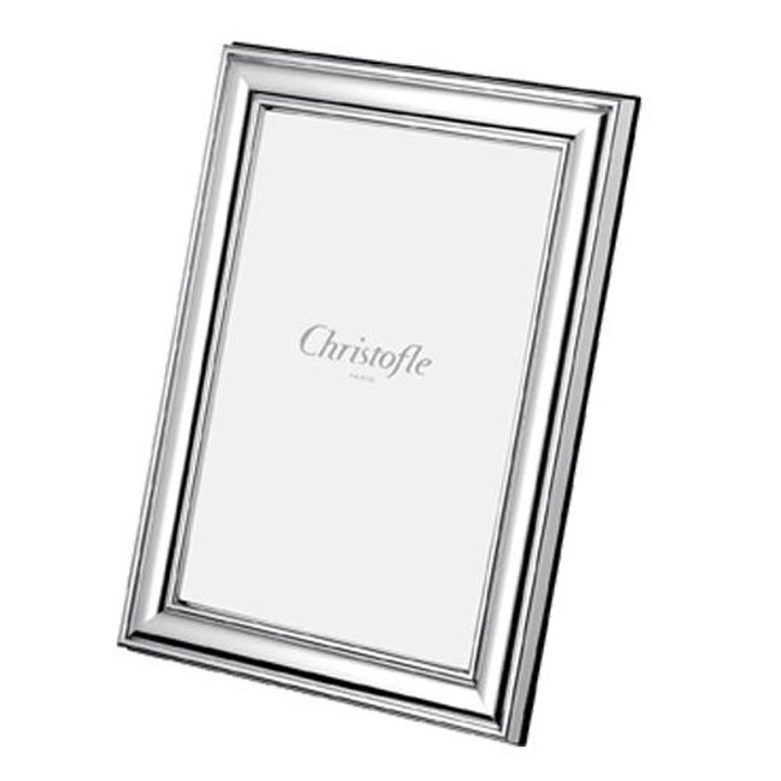 Christofle Albi Sterling Silver Picture Frames | Gracious Style