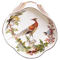 Chelsea Bird Shell Dish A 8 In | Gracious Style