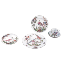 Chelsea Bird 5 Pc Setting | Gracious Style