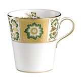 Derby Panel Green Beaker 3.75 in High | Gracious Style