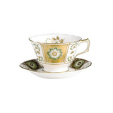 Derby Panel - Green Tea Cup | Gracious Style