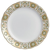 Derby Panel - Green Round Chop Plate | Gracious Style