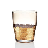 Double Old Fashioned Paillette Gold | Gracious Style
