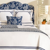 Elizabeth Custom Headboard by Legacy Home
