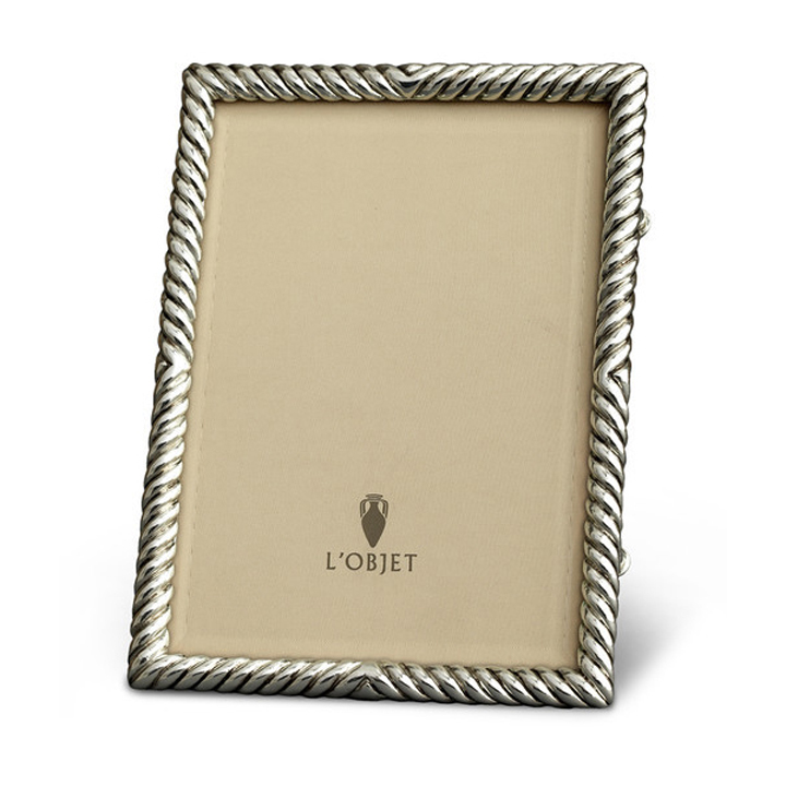 L\'Objet Garland Gold Picture Frame | Gracious Style