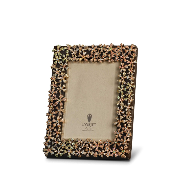 Christofle Malmaison Silverplated Picture Frames Gracious Style