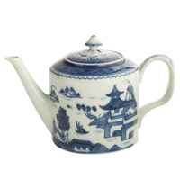 Blue Canton Teapot/Cover | Gracious Style