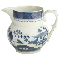 Blue Canton Large Pitcher | Gracious Style