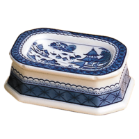 Blue Canton Master Salt | Gracious Style