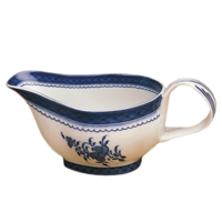 Blue Canton Sauceboat | Gracious Style