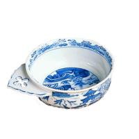 Blue Canton Porringer | Gracious Style