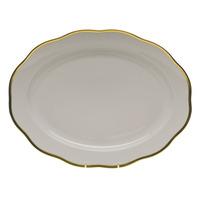 Gwendolyn Oval Platter 15