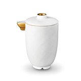 Han Gold Olive Oil/Soy Pot | Gracious Style