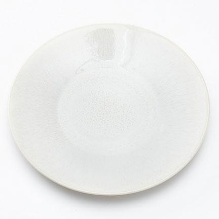 Vuelta White Pearl Dessert Plate 8.7 In | Gracious Style  sc 1 st  Gracious Style & Jars Vuelta White Pearl Dinnerware | Gracious Style