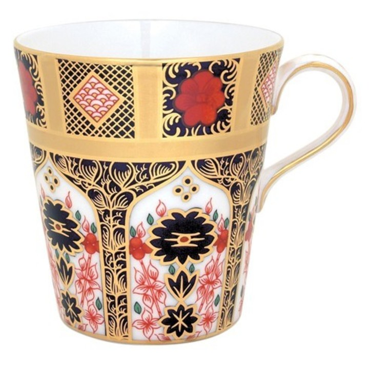 a6b3c45dcd2 Royal Crown Derby Old Imari Solid Gold Band Dinnerware