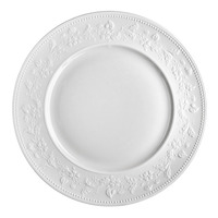 Georgia White Dinner 10 in Round | Gracious Style