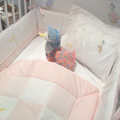 Jemima Puddle Duck Baby Bedding By Gordonsbury