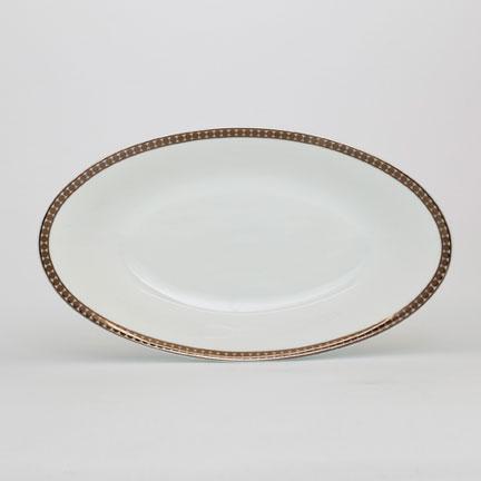 Celtic Relish Dish | Gracious Style & Royal Limoges Celtic Dinnerware | Gracious Style