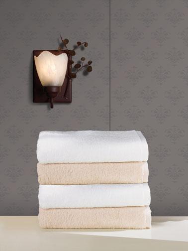 Malto Bath Towels in Pure Cotton