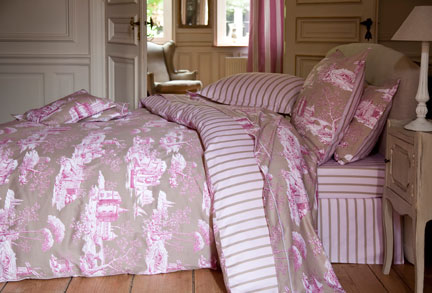Manoir Bedding