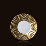 Aegean 24kt Gold Saucer | Gracious Style