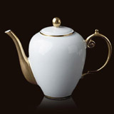 Aegean 24kt Gold Coffee Pot | Gracious Style