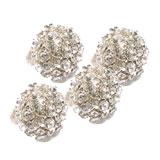 Diamond Burst Napkin Rings