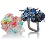 Bouquet Napkin Rings