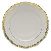 Golden Laurel Dessert Plate 9