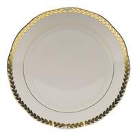 Golden Laurel Dinner Plate 10.5