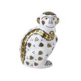 Chinese New Year Monkey Paperweight 3 in H