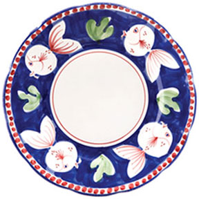C&agna Pesce Dinner Plate | Gracious Style  sc 1 st  Gracious Style & Vietri Campagna Pesce (Fish) Dinnerware | Gracious Style