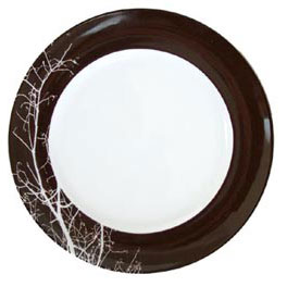 Tree Bread u0026 Butter Plate 7 in | Gracious Style  sc 1 st  Gracious Style & Porcel Tree Dinnerware | Gracious Style