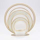 Galaxie 5 Piece Place Setting size | Gracious Style