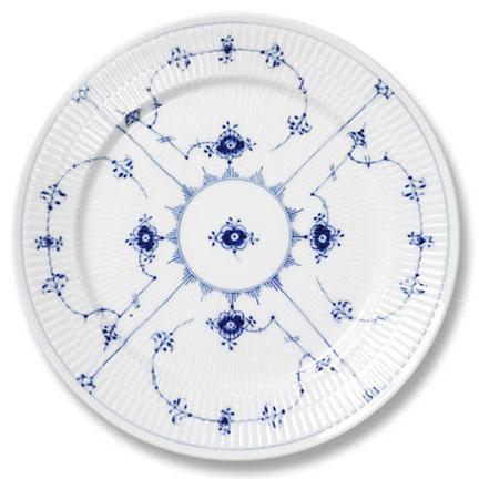 Royal Copenhagen Blue Fluted Plain Dinnerware