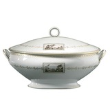 Impero Fiesole Oval tureen with cover 135 oz | Gracious Style