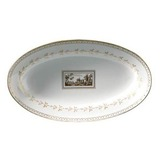 Impero Fiesole Pickle dish 9 in | Gracious Style
