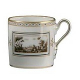 Impero Fiesole Large coffee cup 4 oz | Gracious Style