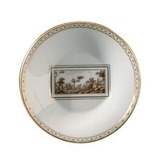 Impero Fiesole A.D. Coffee saucer 4 in | Gracious Style