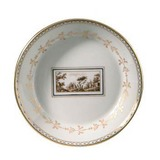 Impero Fiesole Tea saucer 5 in | Gracious Style