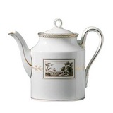 Impero Fiesole Coffee pot wiith cover 17 oz | Gracious Style