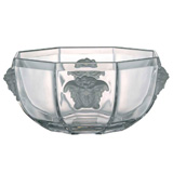 Medusa Lumiere Bowl, Crystal 7 inch | Gracious Style