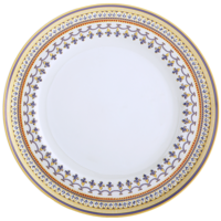Chinoise Blue Large Dinner Plate | Gracious Style