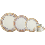 Chinoise Blu 5Pc Settng W/Large Dinner Plate | Gracious Style