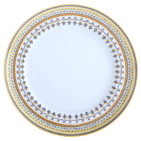 Chinoise Blue Dinner Plate | Gracious Style