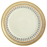 Chinoise Blue Bread and Butter Plate | Gracious Style