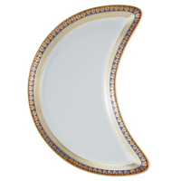 Chinoise Blue Cake Plate  | Gracious Style