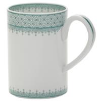 Green Lace Mug  | Gracious Style