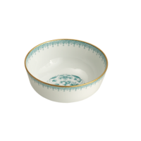 Green Lace Dessert Bowl | Gracious Style